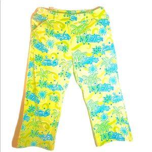 Lilly Pulitzer Capri Pants Size 6